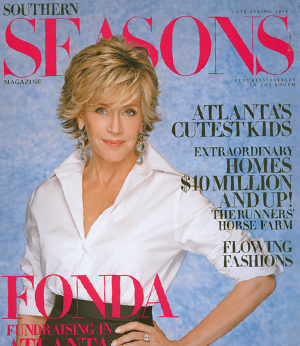 cover of Southern Seasons Magazine